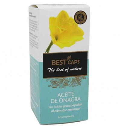 Best Caps Aceite de Onagra 80 capsulas Arkopharma