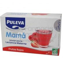 Puleva Mama Infusion Lactancia Materna Frutos Rojos