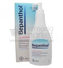 Bepanthol Locion intensiva 400 ml