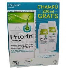 Priorin Champu 200 ml duplo