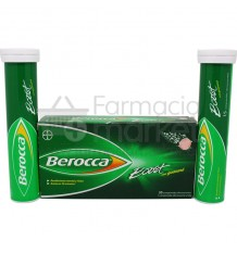 Berocca Boost 30 comprimidos efrevescentes