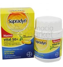 Supradyn Vital 50 Antiox 30 comprimidos
