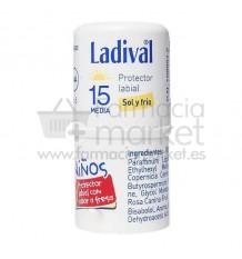Ladival Niños 15 Protector Labial Fresa