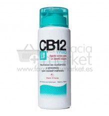 Cb12 Mild Menta Suave 250 ml