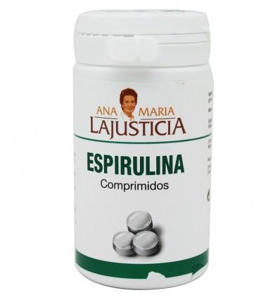 Ana Maria Lajusticia Spirulina 160 comprimidos