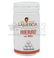 Ana Maria Lajusticia Hierro con Miel 135 gramos