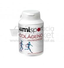 Amlsport Colageno con Magnesio 270 comprimidos