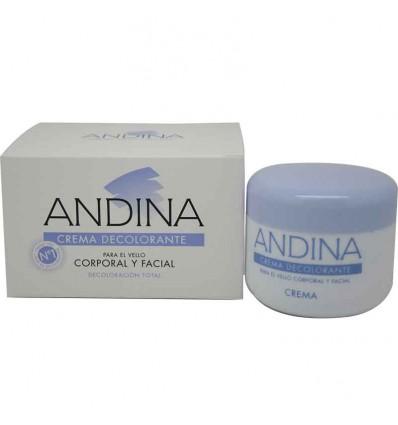 Andina Decolorante Facial Corporal 30 ml