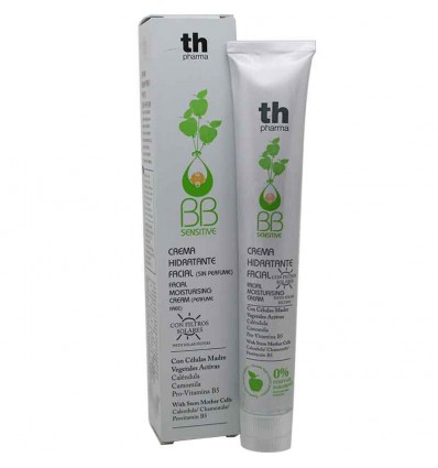 Th Pharma Bb Sensitive Crema Facial Sin Perfume FPS15 60 ml