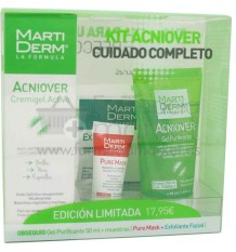 Martiderm Acniover Kit Completo