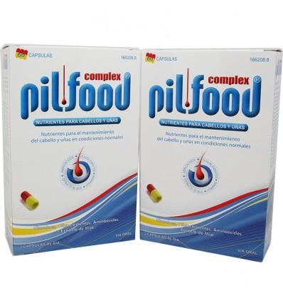 pilfood complex duplo 120 comprimidos