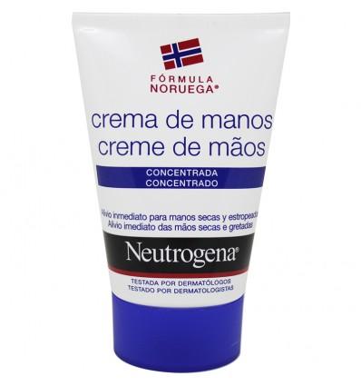Neutrogena Crema de Manos 50 ml Formula Noruega