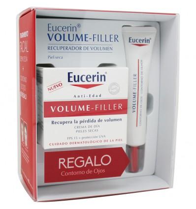 Eucerin Volume Filler Dia Seca Contorno Gratis