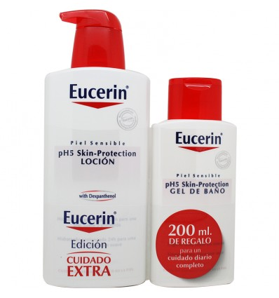 Eucerin Ph5 Locion 400 ml Pack Promocion