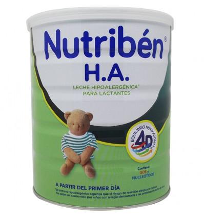 Nutriben Ha Hipoalergenica 800 g