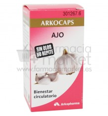 Arkocapsulas Ajo 42 capsulas