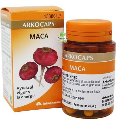 Arkocapsulas Maca 45 Arkocaps