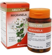 Arkocapsulas Migranela 48 Arkocaps