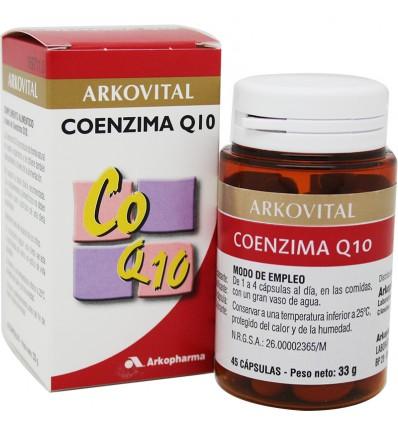 Arkovital Coenzima Q10 45 Arkocapsulas