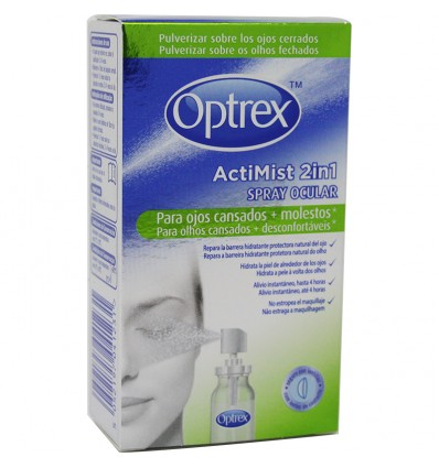 Optrex Actimist Ojos Cansados Spray 10 ml