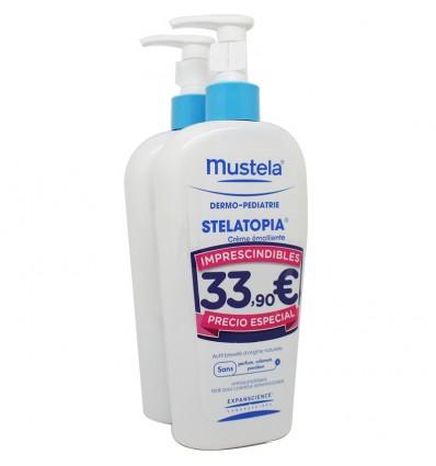 Mustela Stelatopia Crema 400 ml Duplo
