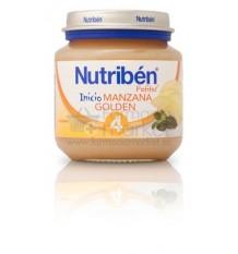 Nutriben Potito Manzana Golden 130 g