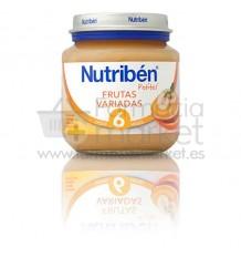 Nutriben Potito Frutas Variadas 130 g
