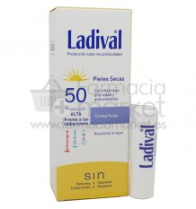 Ladival 50 Pieles Secas Crema 75 ml Pack