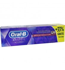 Oral B 3D White Brillo Seductor 75 ml