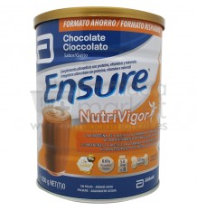 Ensure Nutrivigor Chocolate 850 gramos