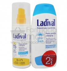 Ladival 15 Spray 150 ml After Sun