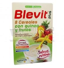 Blevit Plus 8 Cereales con Quinoa Frutas 300 g