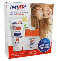 Leti At-4 Crema facial SPF 20 50 ml Promocion