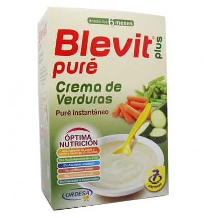 Blevit Pure Crema Verduras 280 g