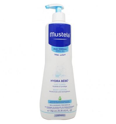 Mustela Bebe Hydra Bebe Cuerpo 750 ml
