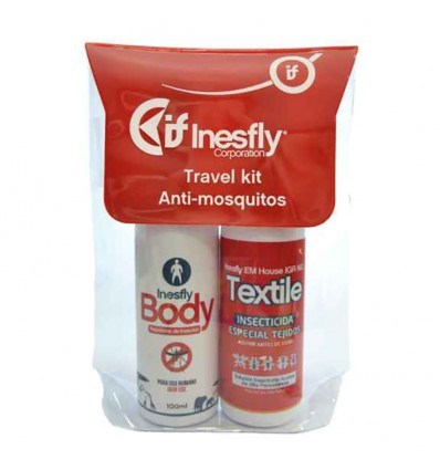 Inesfly Kit Antimosquitos