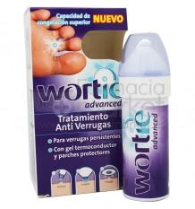 Wortie Advanced Tratamiento verrugas 50 ml