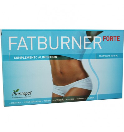 Plantapol Fat burner Forte 20 ampollas