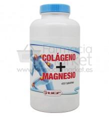 HCF Colageno Magnersio 450 Tabletas