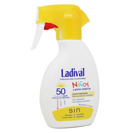Ladival Niños 50 Spray 200 ml