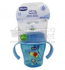 Chicco Taza soft 6 meses 200 ml