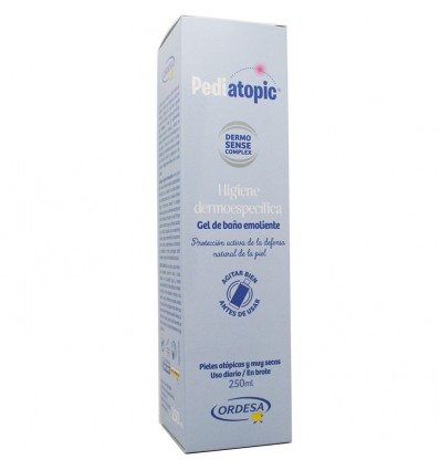 Pediatopic Gel de Baño Emoliente 250 ml