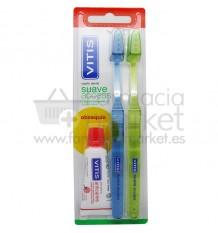 Vitis Cepillo Access Suave Pack Duplo