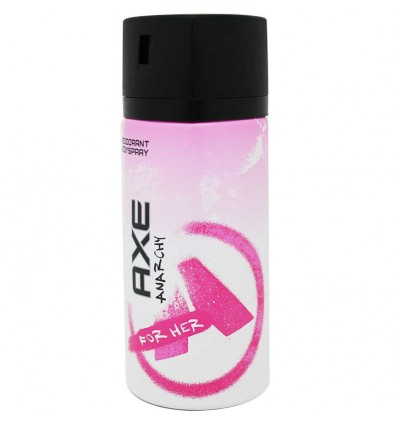 Axe Anarchy Spray Desodorante 150 ml