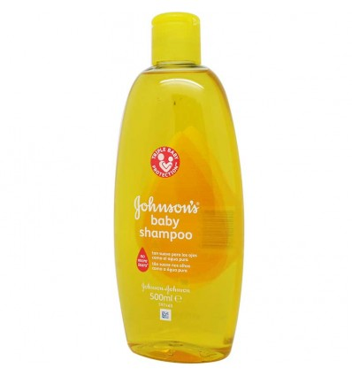 Johnsons Baby Champu 500 ml