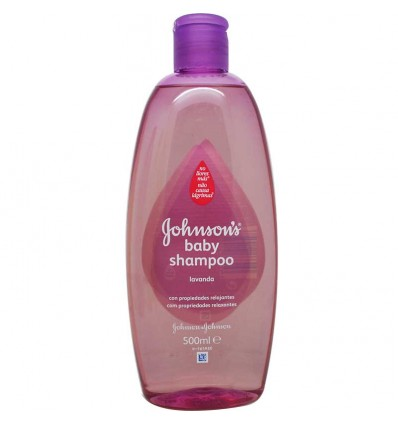Johnsons Baby Champu Lavanda 500 ml