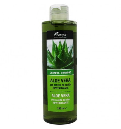 Plantapol Champu Aloe Vera Uso Frecuente 250 ml