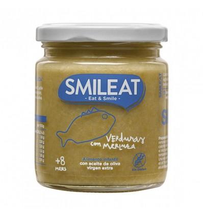 Smileat Potito Merluza Verduras 230 g