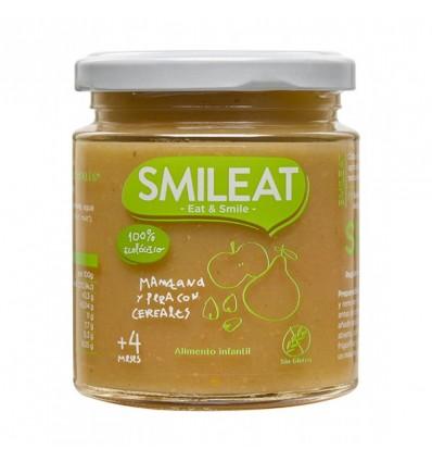 Smileat Potito Manzana Pera Cereales 230 g