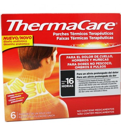 Thermacare Cuello 6 Parches